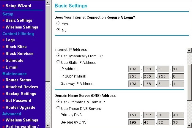 How to Find Your IP Address, Primary DNS & Default Router