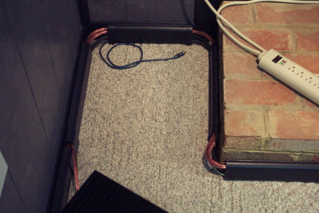 Cablemate Chair Rail Kit Part - 29: Budget Home Theater: Cables Image 4 Of 5 Thumb