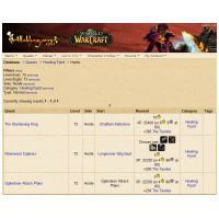 Allakhazam quest search results example image 2 0f 2 thumb
